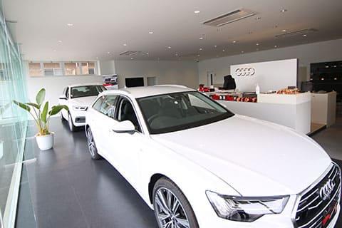 Audi長野
