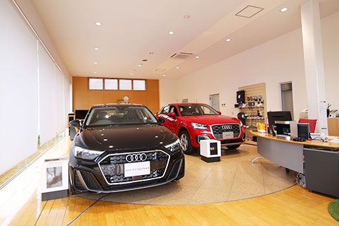 Audi東信